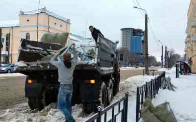Вывоз строительного мусора на свалку - Смоленск, цены, предложения специалистов