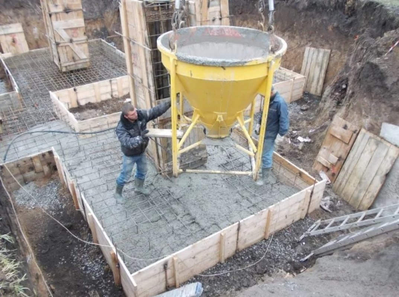 монолит бетон рахманово